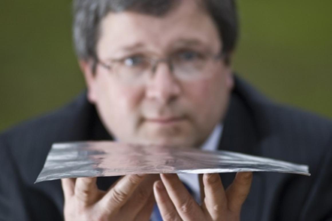 Warwick Audio Technologies shows off the wafer-thin Flat Flexible Loudspeaker