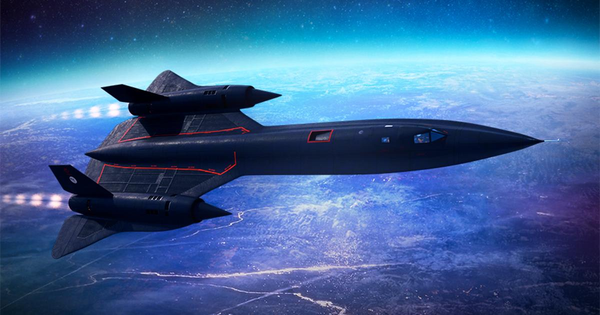 Flight of the Blackbird: The how, what and why of the incredible SR-71