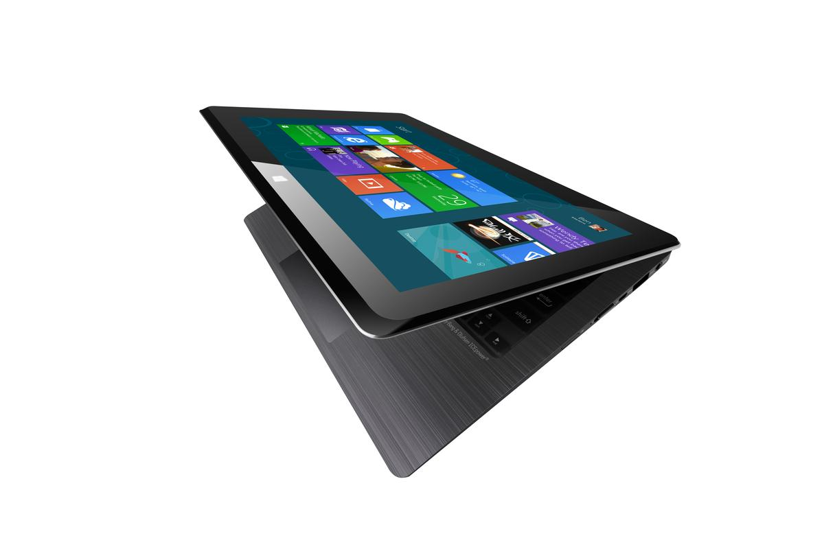 TAICHI is powered by 3rd generation Intel Core i7 processors, features SSD storage and DDR3 system memory, and comes with built-in dual-band 802.11b/g/n Wi-Fi, two USB 3.0 ports, HDMI and DisplayPort connectivity