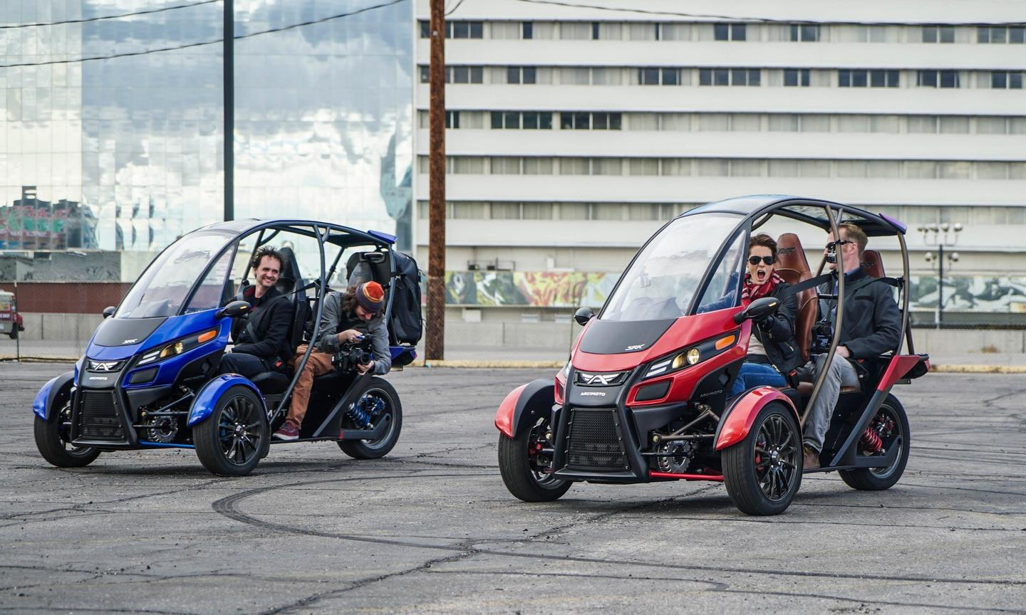 Arcimoto has built 15 beta vehicles, which are destined for fleet use and delivery to early adopters, and production of 25 Pilot Series Fun Utility Vehicles is now underway