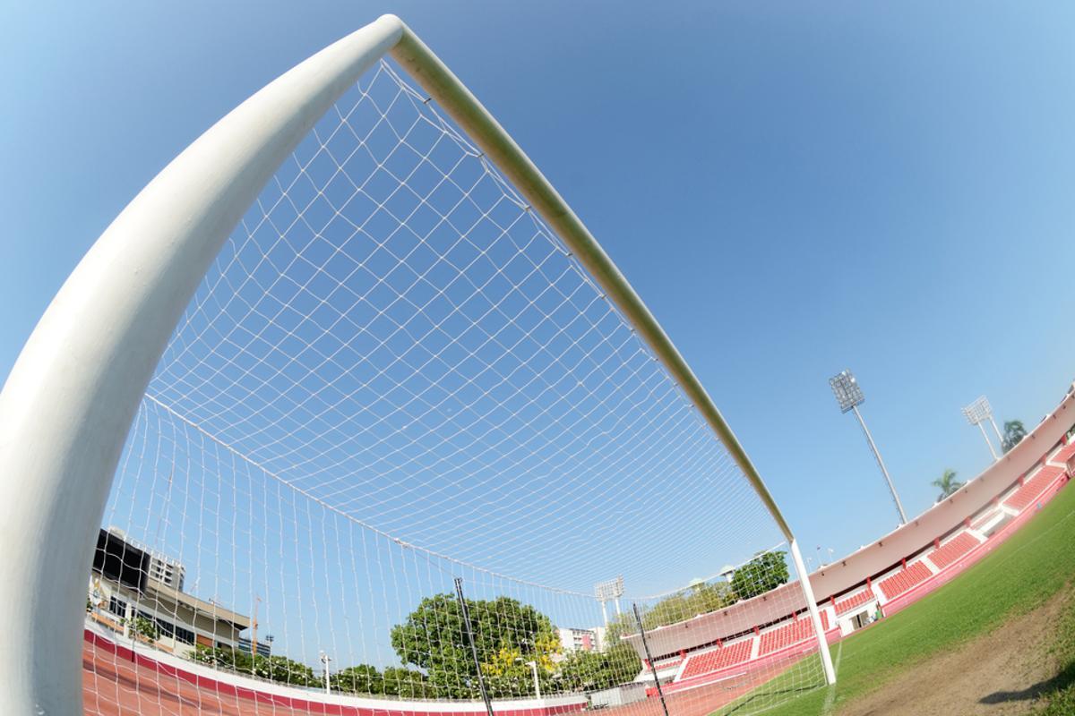Hawk-Eye goal-line technology will be trialled at an international friendly association football match between England and Belgium at Wembley Stadium on June 2 Photo: Komkrich Ratchusiri/Shutterstock)