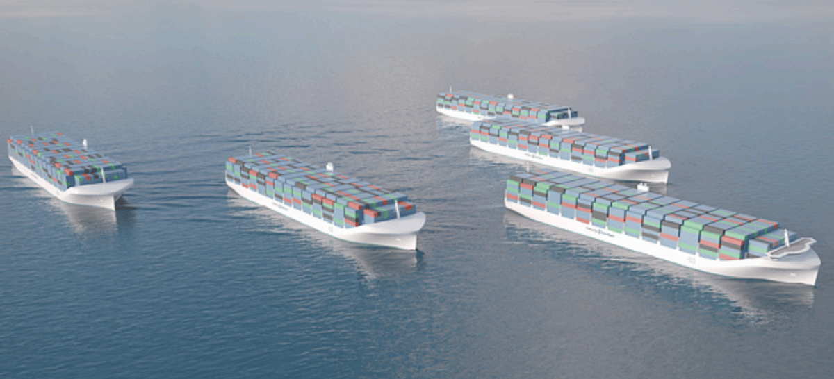 SINTEF sees robotic ships within 20 years (Image: Rolls Royce)