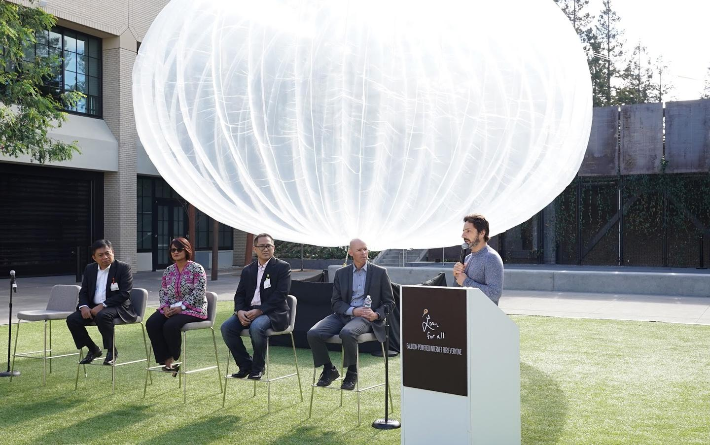 Google will begin testing Project Loon in Indonesia next year