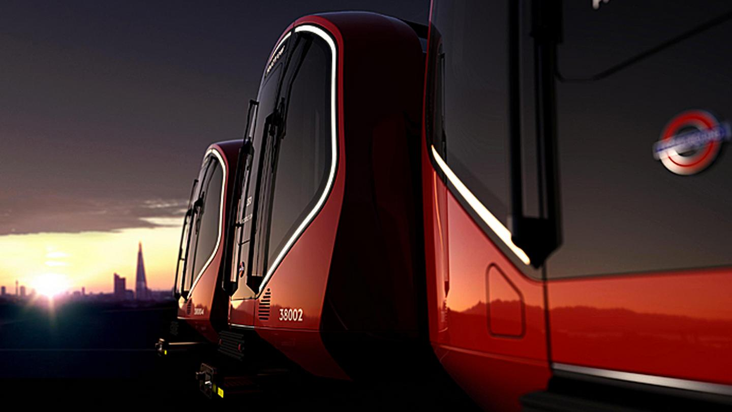 The Mayor and London Underground have unveiled the design of New Tube for London trains