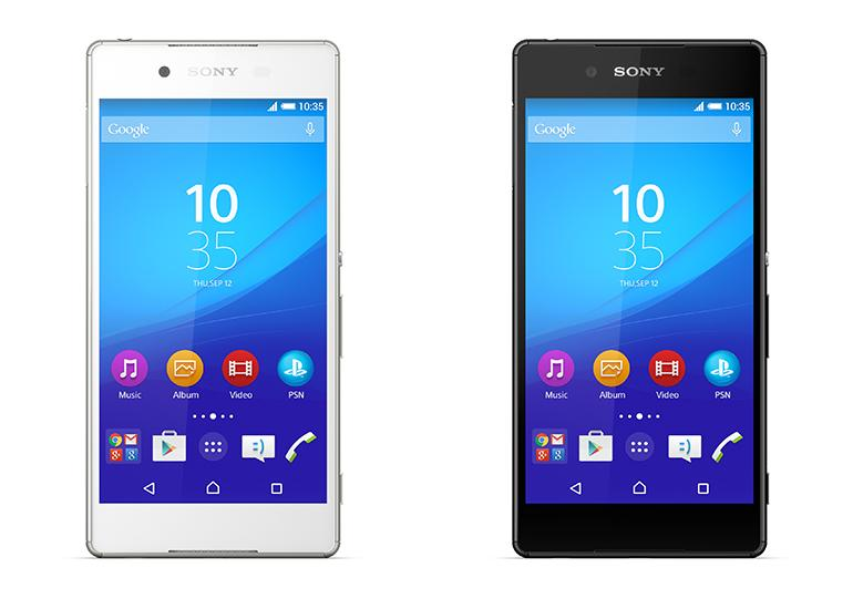 The Sony Xperia Z4 has been announced in Japan