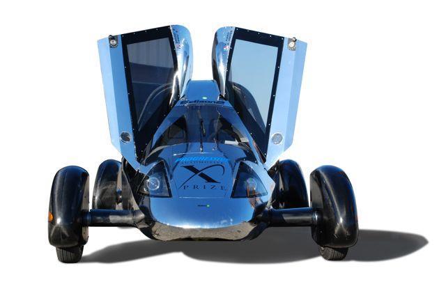 The Automotive X-PRIZE-winning Very Light Car