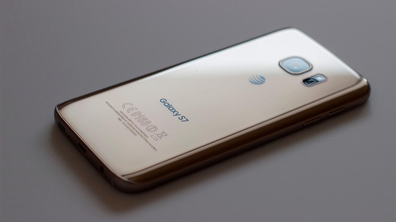 The 5.1-inch Galaxy S7
