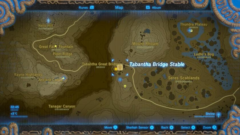 How to complete the Cliffside Etchings shrine quest in