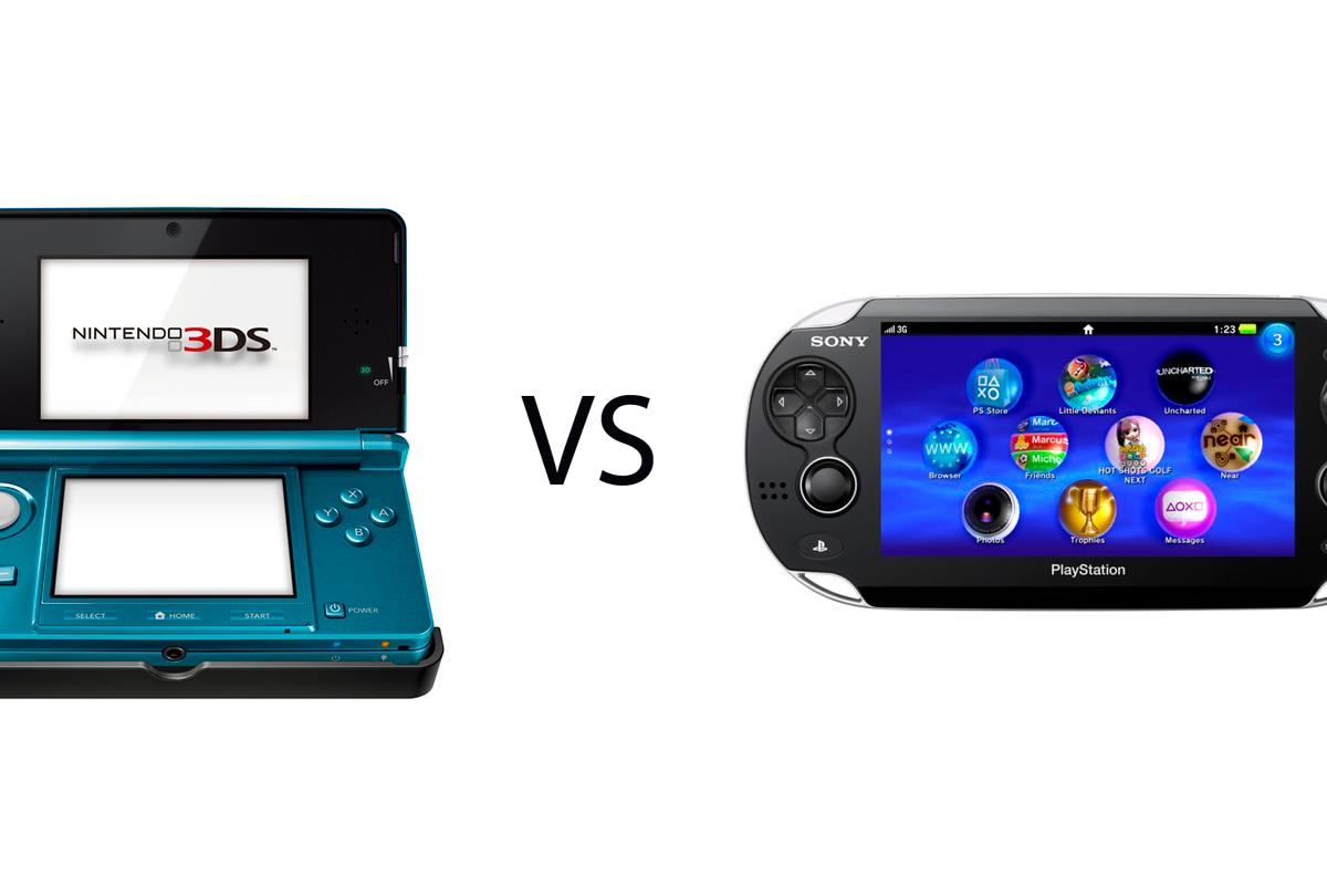Nintendo 3DS v PlayStation Vita - which machine should you buy?