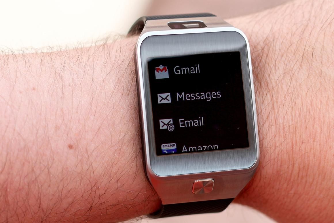 Freelancers will design the interface for the Samsung Gear 2 smartwatch