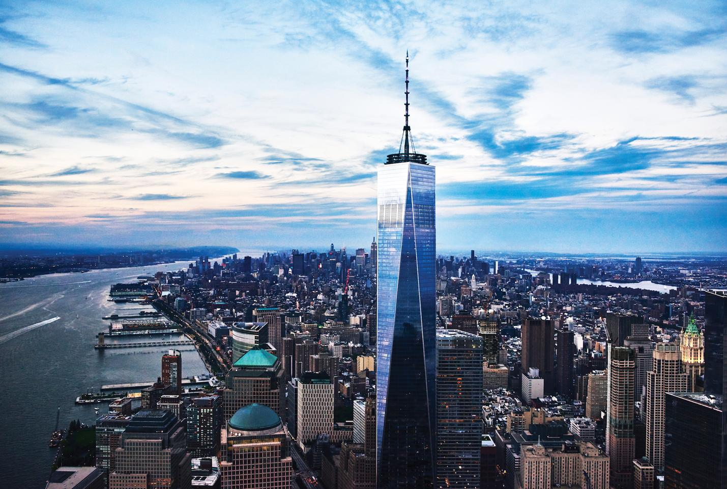 There's a little more to the One World Observatory than just a window at the top – as one would hope for $32 a ticket