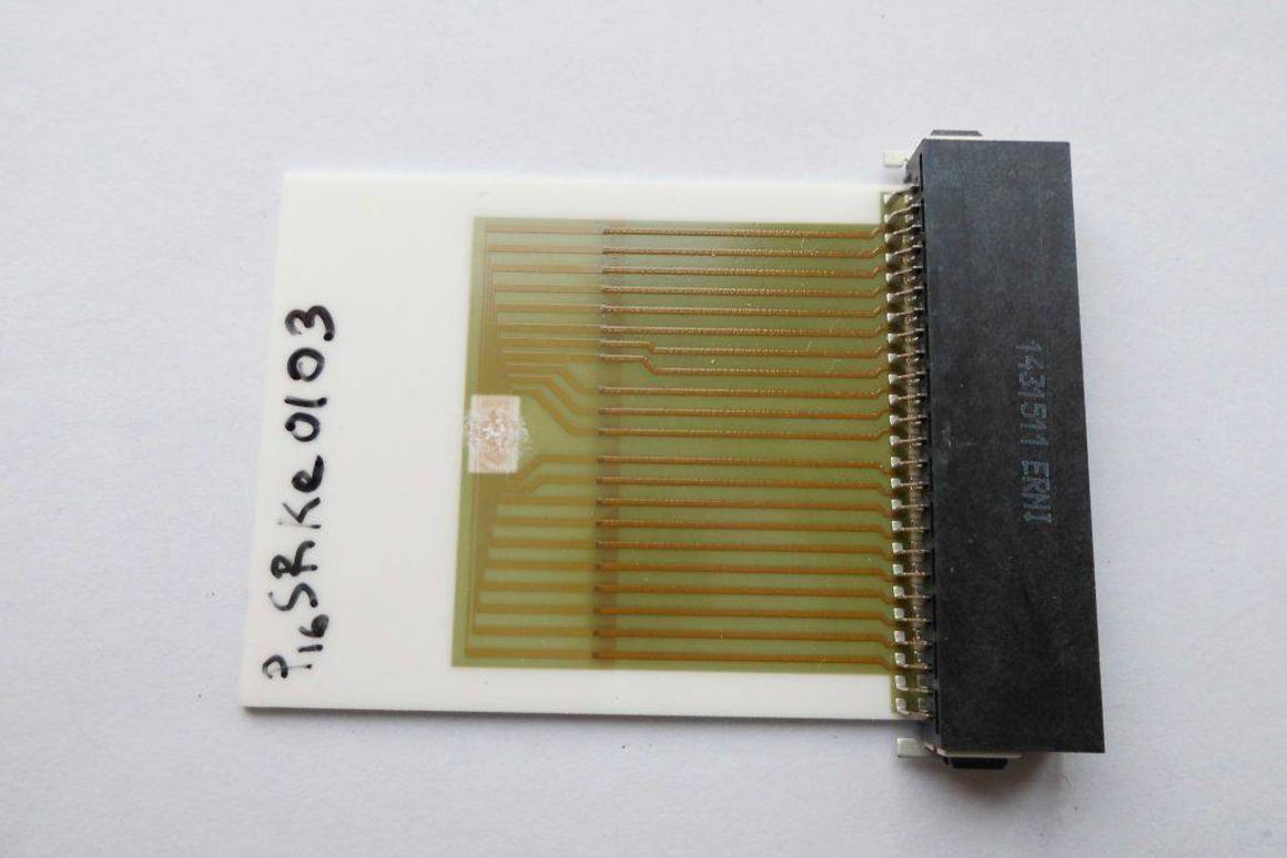 The prototype smelldect electronic nose sensor