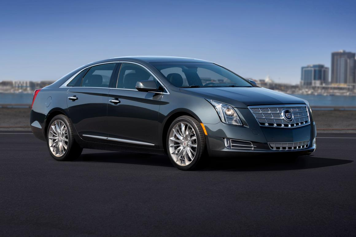 The XTS features other technologies like Magnetic Ride Control and Haldex all-wheel drive (Photo: © General Motors)