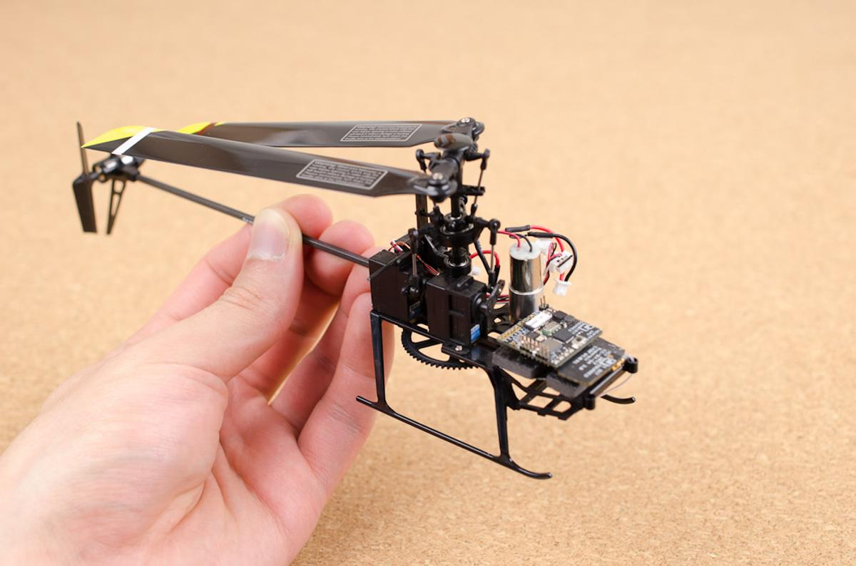 With the help of the tiny autopilot, UAVs could be small enough to fit in your pocket