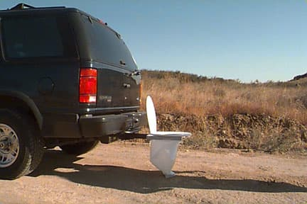 """Never have to """"hold on"""" for too long again - the Bumper Dumper"""