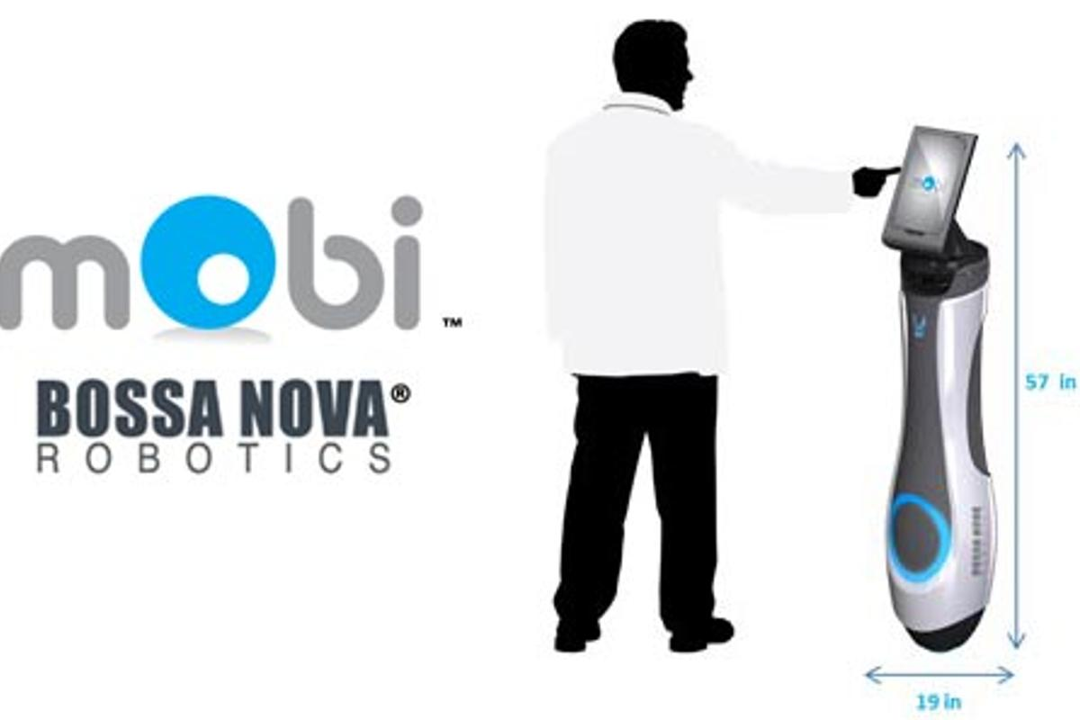 Bossa Nova Robotics has announced it will begin selling a new research platform called mObi that moves on a ball instead of wheels