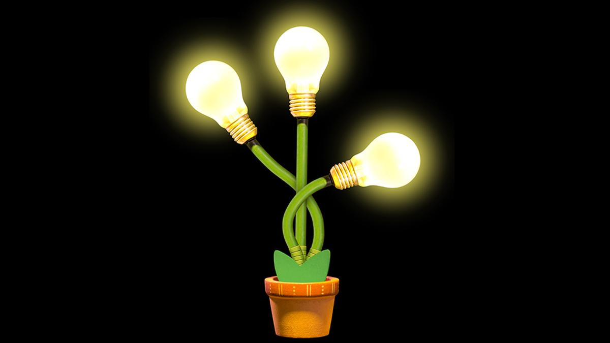 The Glowing Plants project aims to let you read by plantlight (Image: Shutterstock)