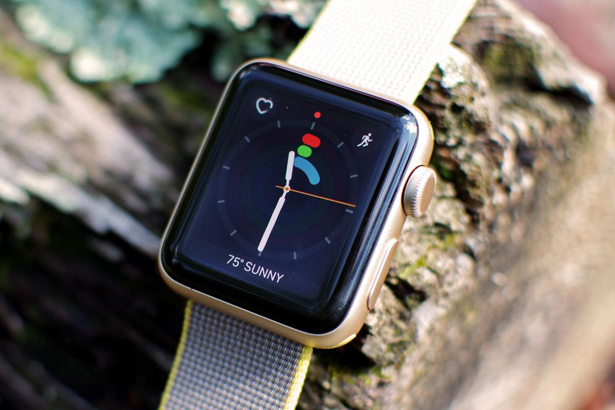 The Apple Watch Series 2 is sleek enough from the front, but between its bulk and inessential apps, it may not be worth the wrist real estate