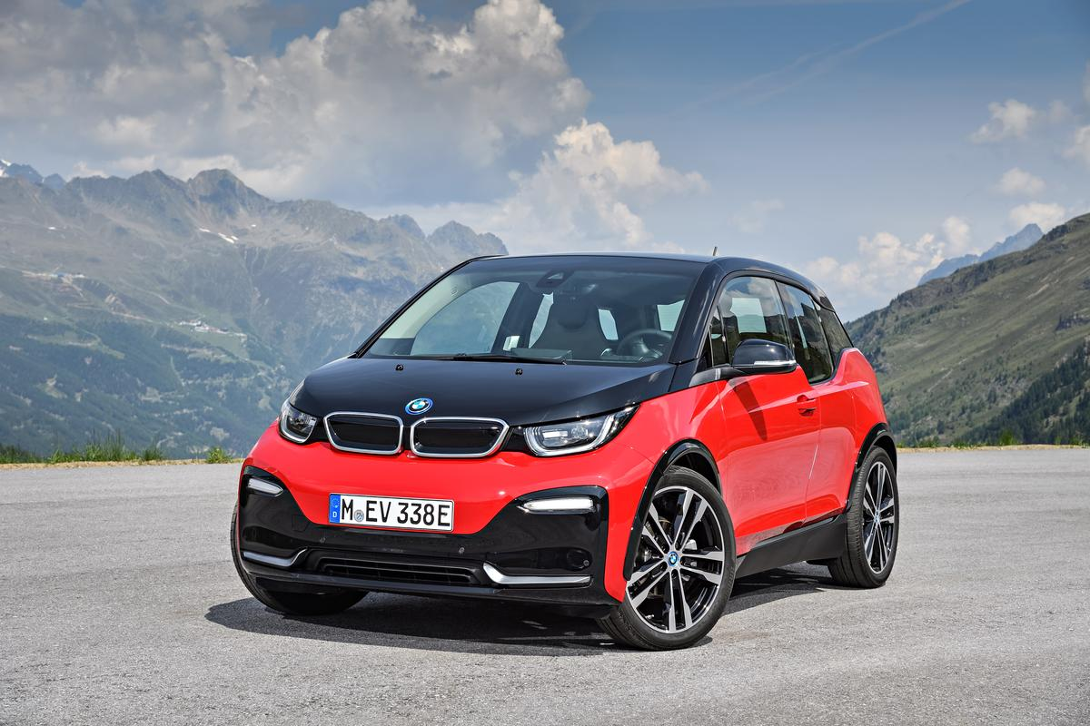 The new BMW i3s