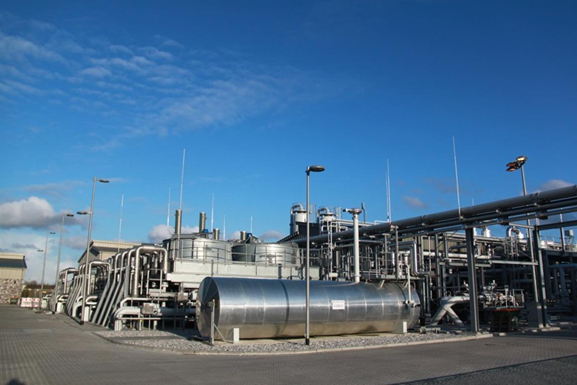 The world's biggest redox flow battery, brine4power, will be built at the Jemgum gas storage facility in Germany