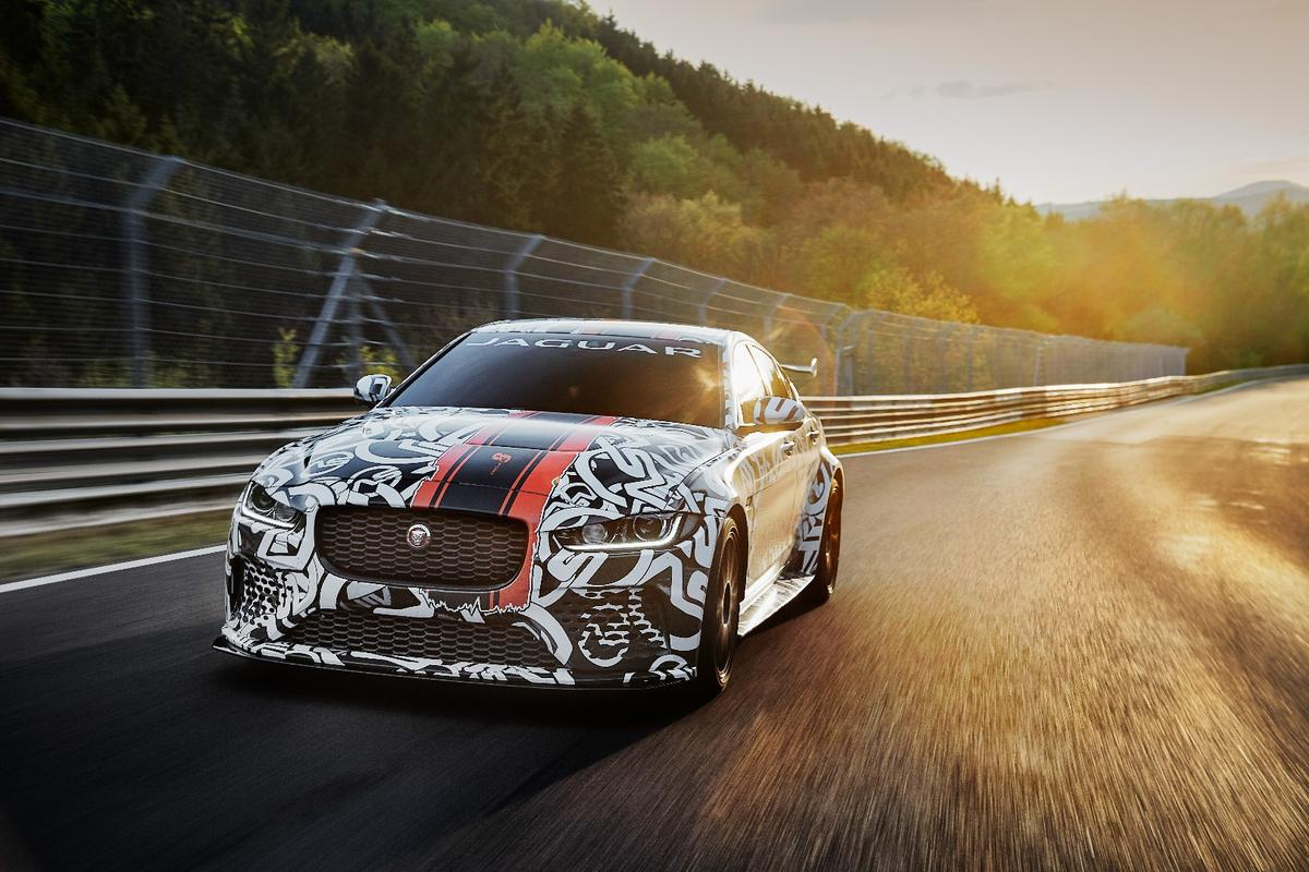 The XE SV Project 8 will be the most powerful performance Jaguar ever