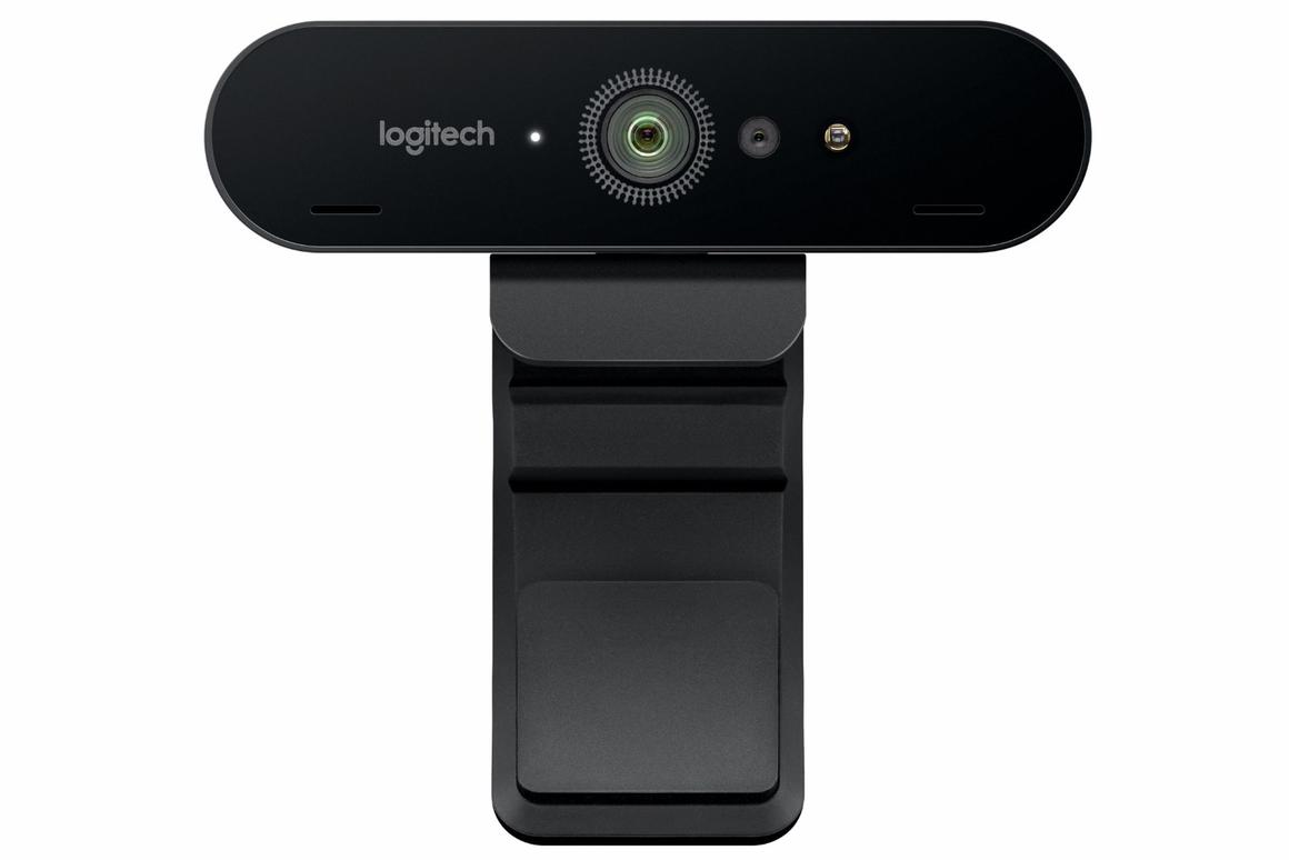 Logitech is the first to bring 4K resolution to webcams with its Brio 4K Pro