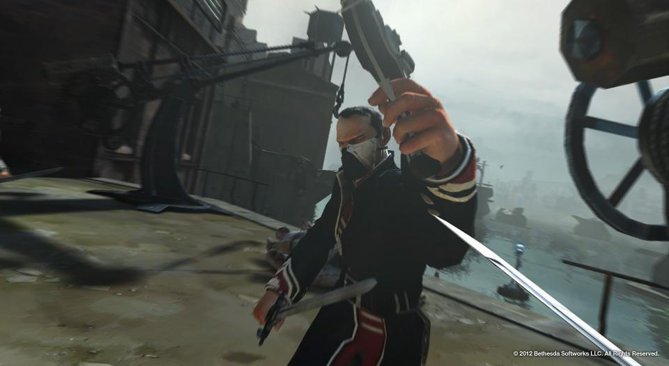 Dishonored is a slick, entertaining assassination sim