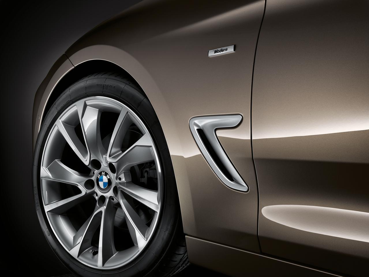 The BMW 3 Series Gran Turismo