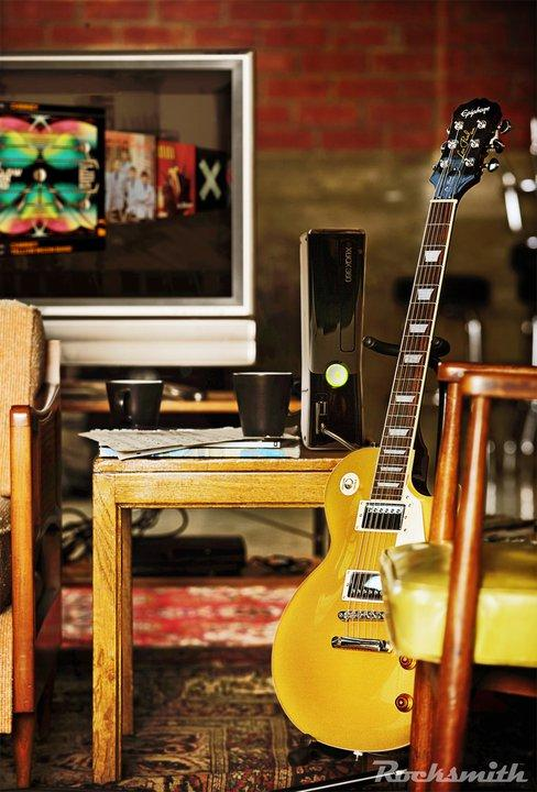 Rocksmith will be available for Xbox 360, PS3 and PC