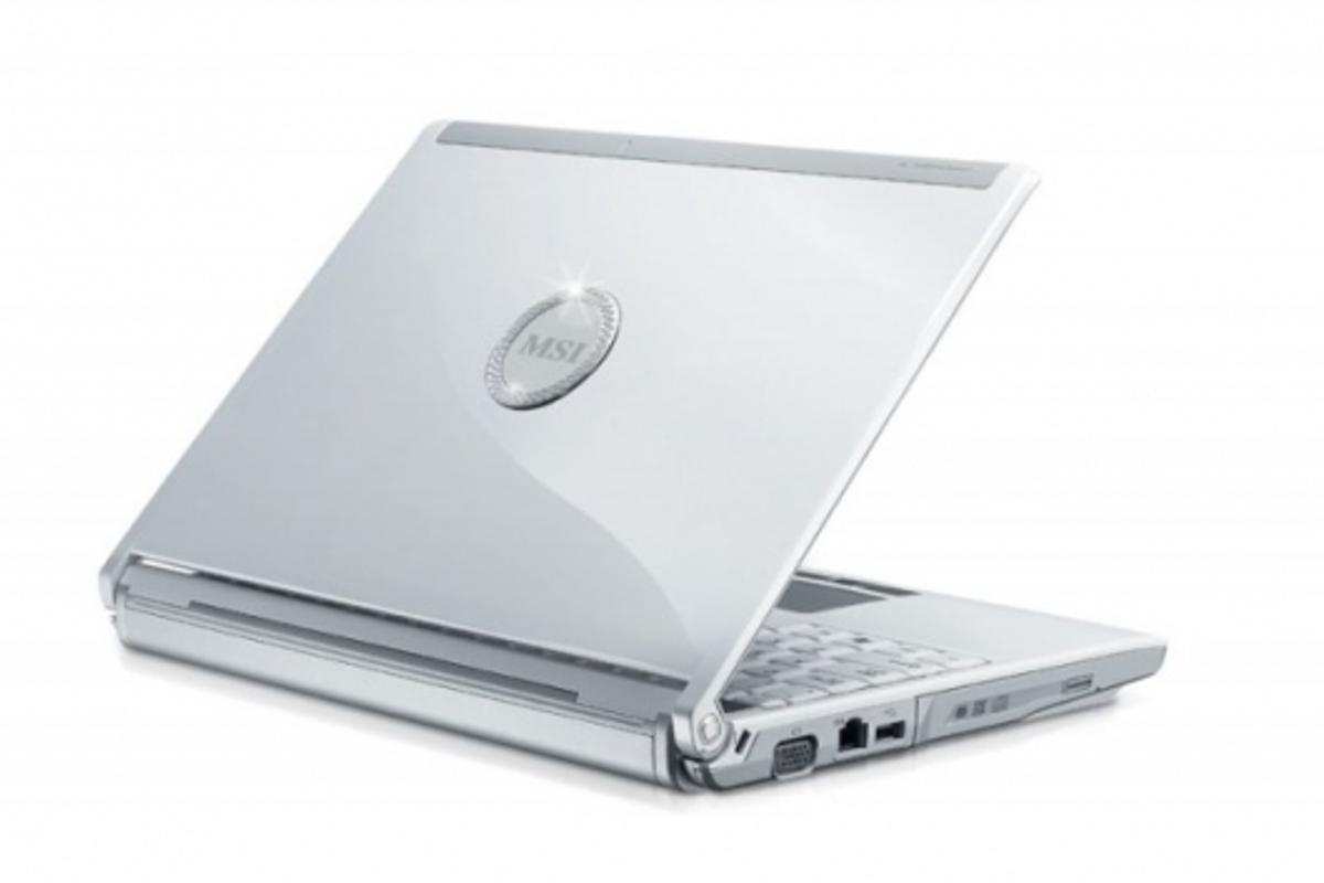 PR200 Crystal Laptop
