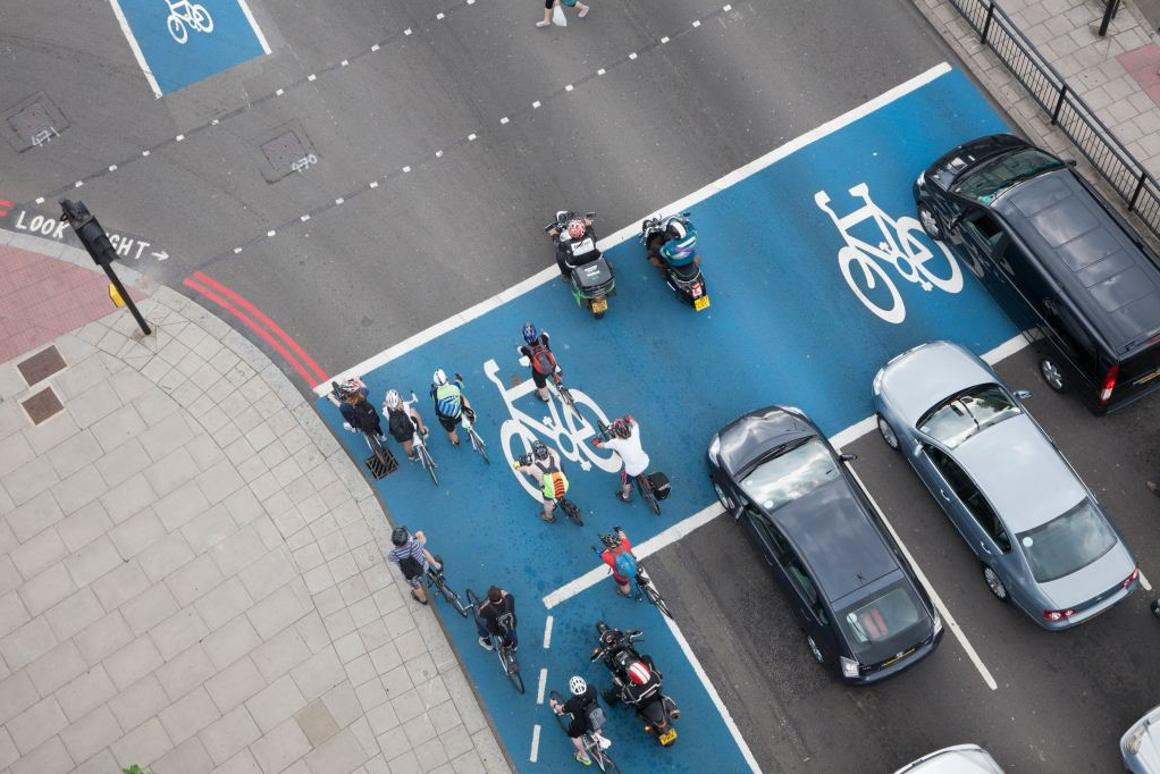 Radar- and thermal-based cyclist detection systems are to be trialed in London