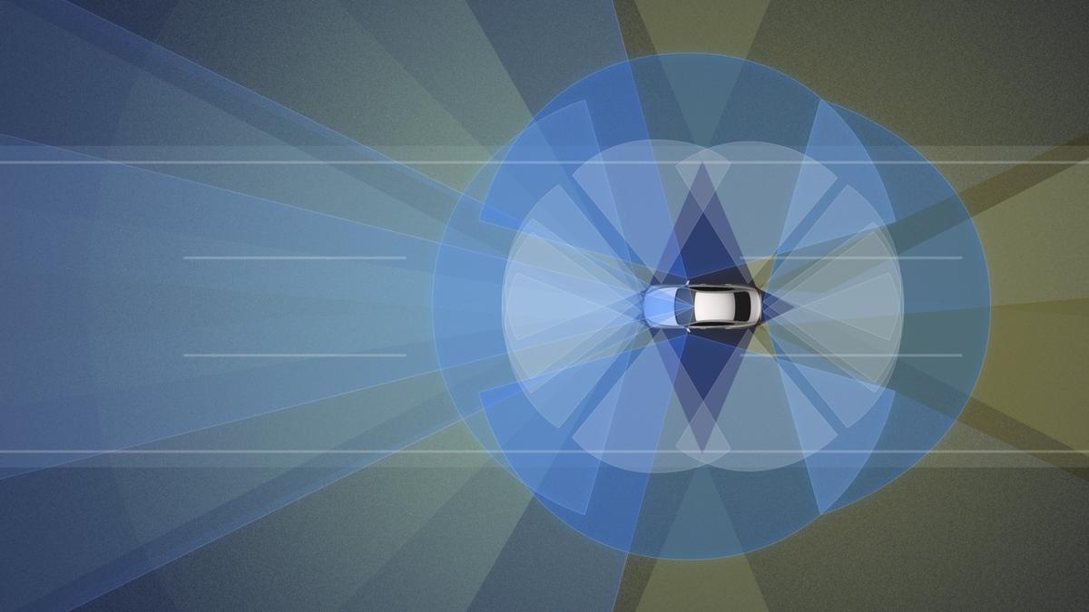 The ProPilot technology is at the heart of Nissan's self-driving aspirations