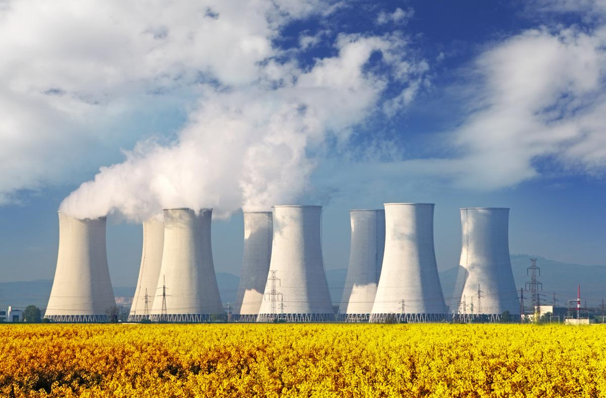 Laser enrichment of isotopes has major potential to reduce the cost of nuclear power (Photo: Shutterstock)