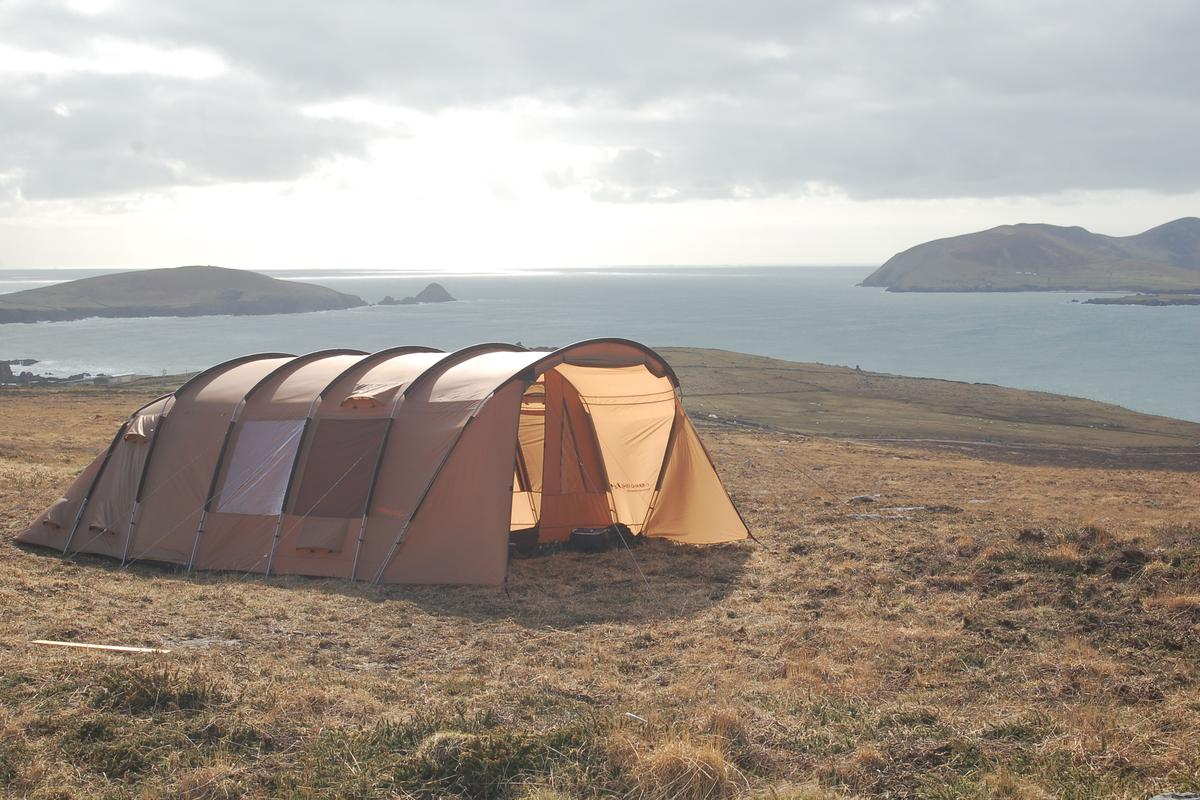 Thermo Tent is currently the subject of a Kickstarter campaign
