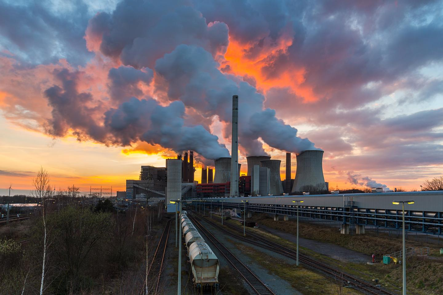 Concentration of atmospheric CO2 has now hit 415.26 ppm, the highest point in human history