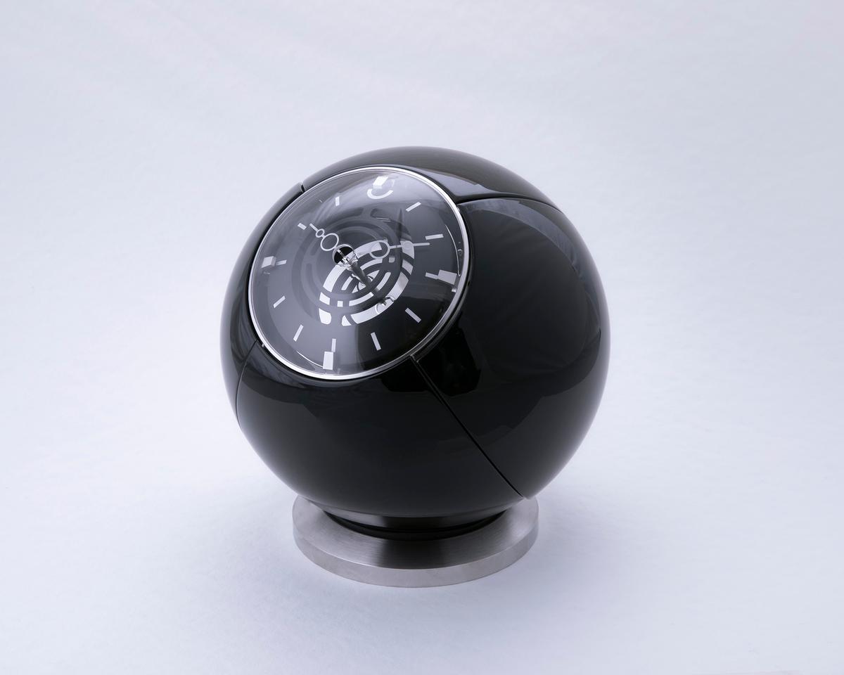 The Orb in black