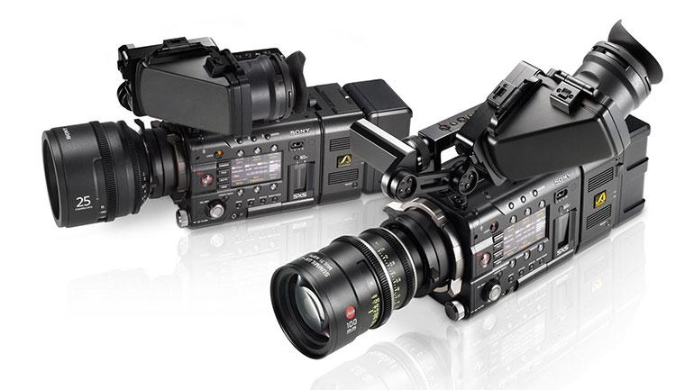 Sony F5/F55 4K Cameras