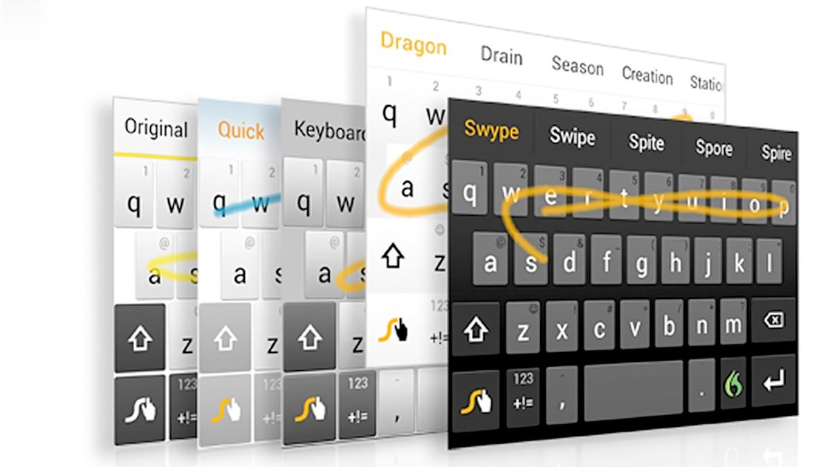 The Swype keyboard for Android, in beta for what seemed like forever, finally landed in the Play Store