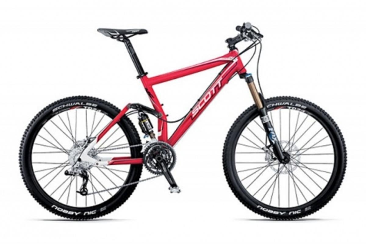 Scott Genius mountain bike