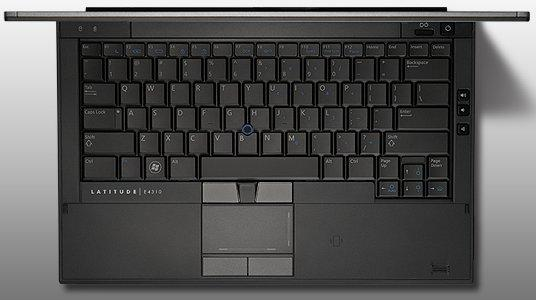 There's a backlit keyboard option available to help users keep on working, even in dim lighting conditions
