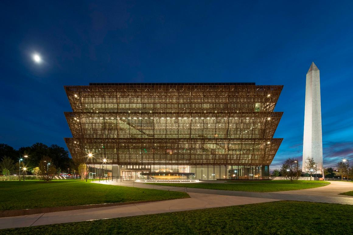 The National Museum of African American History and Culture (NMAAHC) has beendeclared overall winner of the 2017 Beazley Design of the Year
