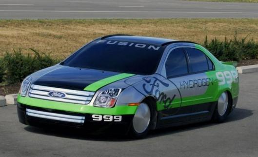 The Fusion Hydrogen 999