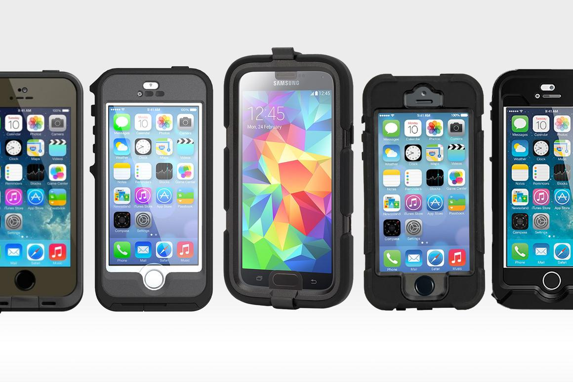 Every case here should afford your Apple or Samsung smartphone some significant durability