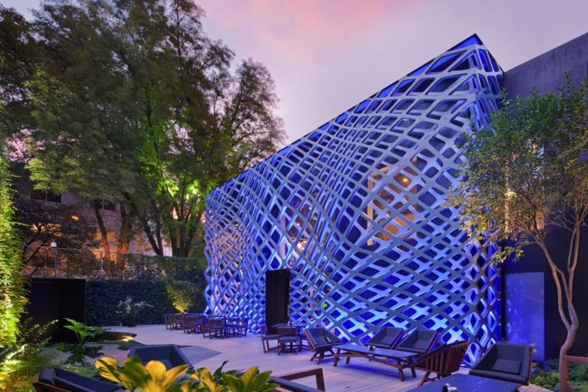 Hotels and Restaurants category winner: Tori-Tori Restaurant, Polanco, Mexico City(Photo: Paùl Rivera)