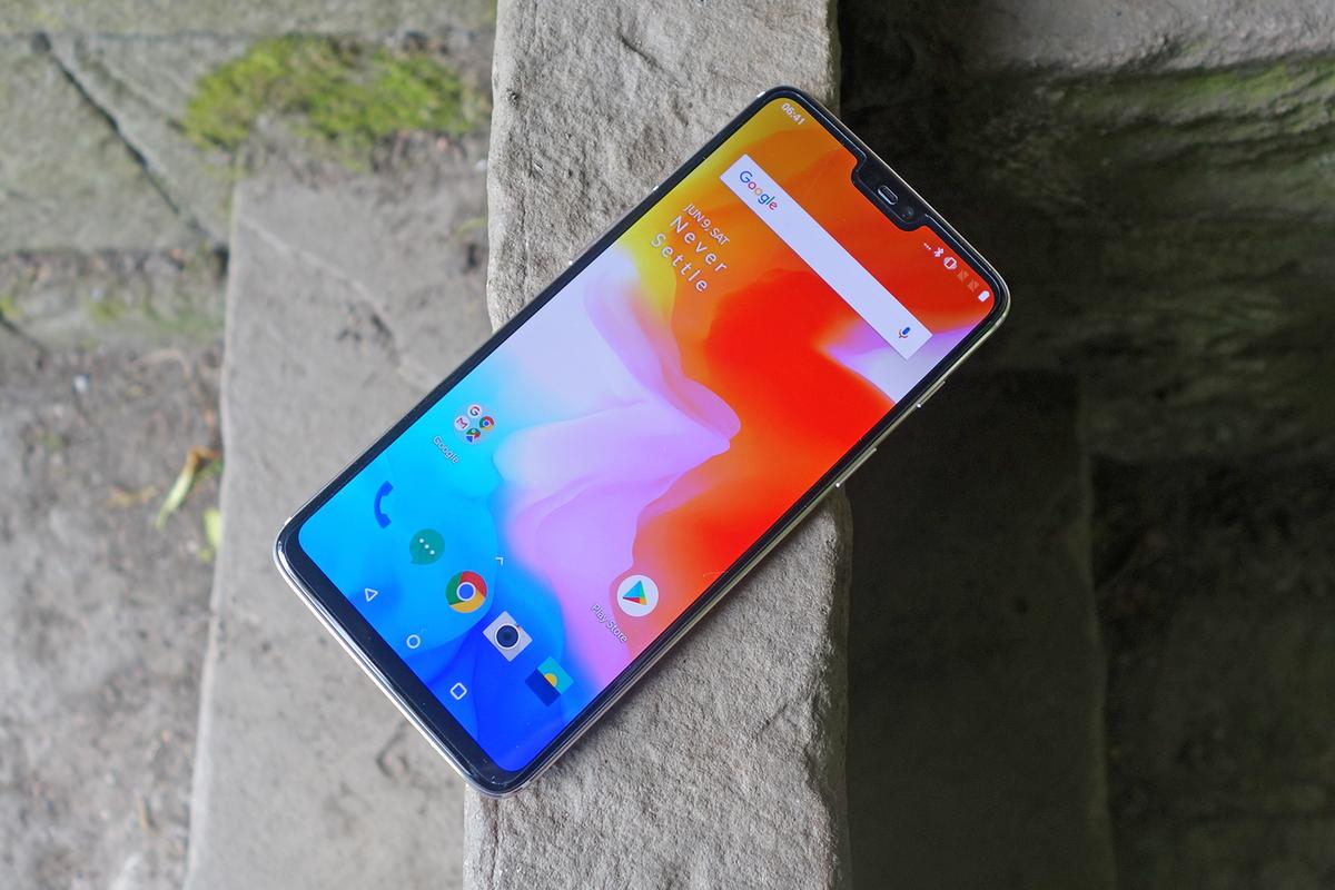 The OnePlus 6 follows last year's OnePlus 5T