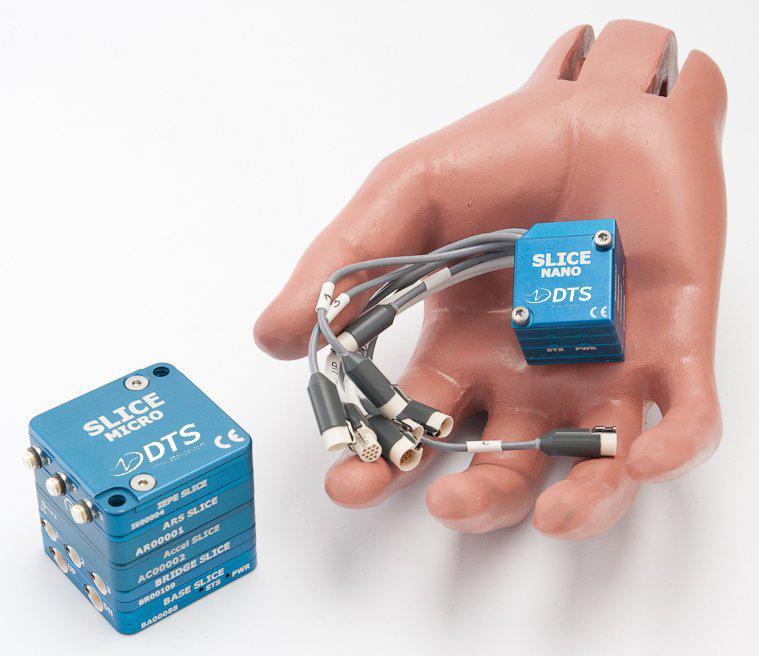 The DTS Slice Nano recorder