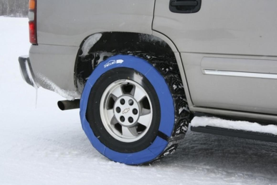 Snobootz - a viable alternative to snow chains