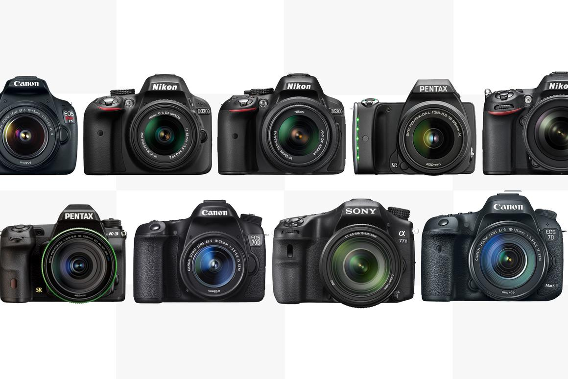 2014 Entry-Level to Enthusiast DSLR Comparison Guide