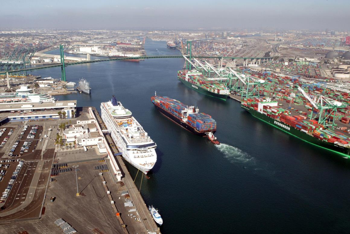 The Port of Los Angeles is going green