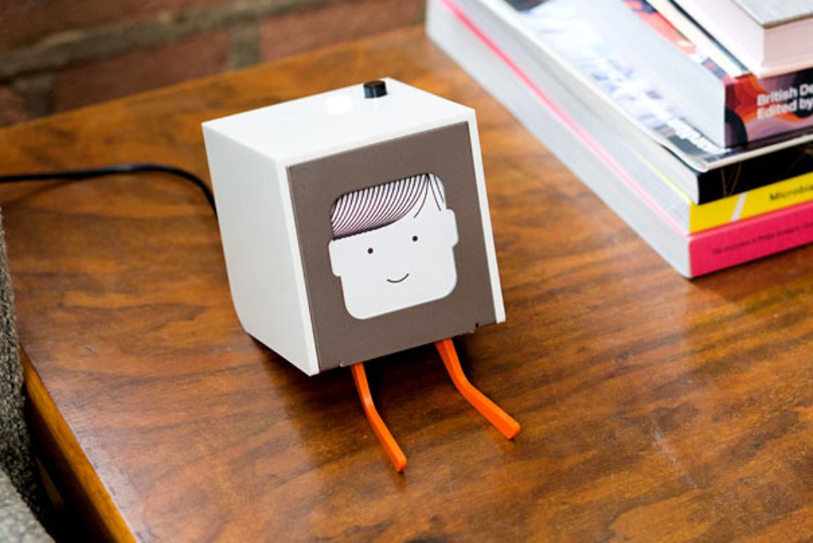 Little Printer, a smartphone-operated wireless printer designed by BERG, is ready to ship